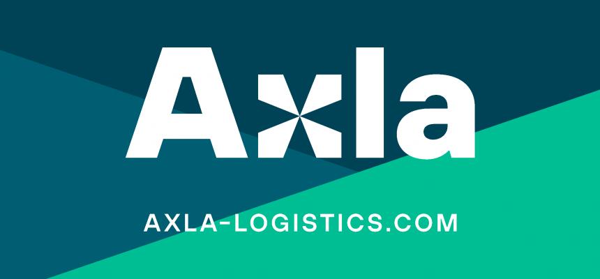 Axla Logistics logo