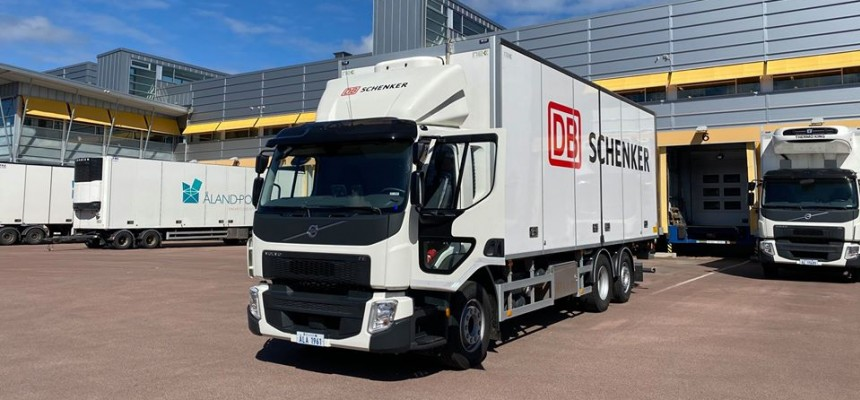 Schenker in collaboration with Åland Post