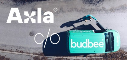 Axla Logistics and Budbee in collaboration