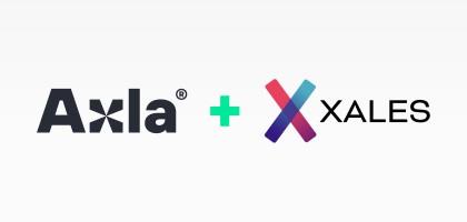 Axla ja Xales logot