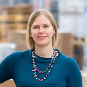 Monika Råstedt Assistant Key Account Manager Axla Logistics