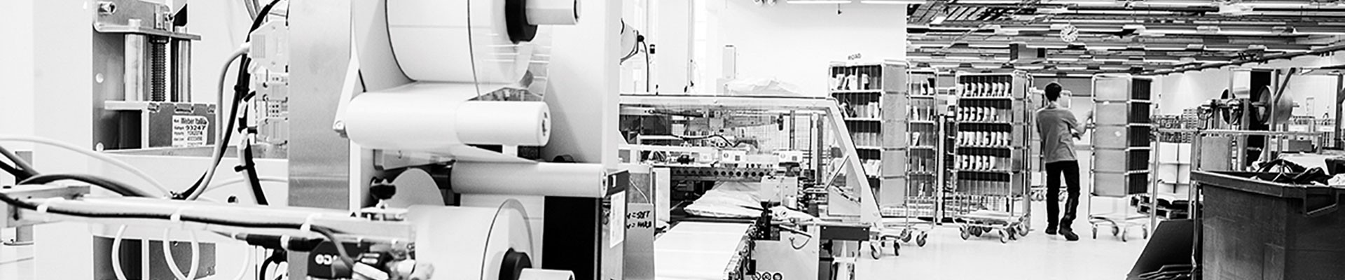 Axla Logistics produktion