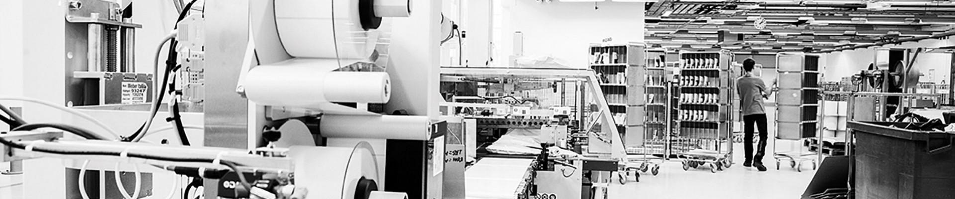 Axla Logistics tuotanto