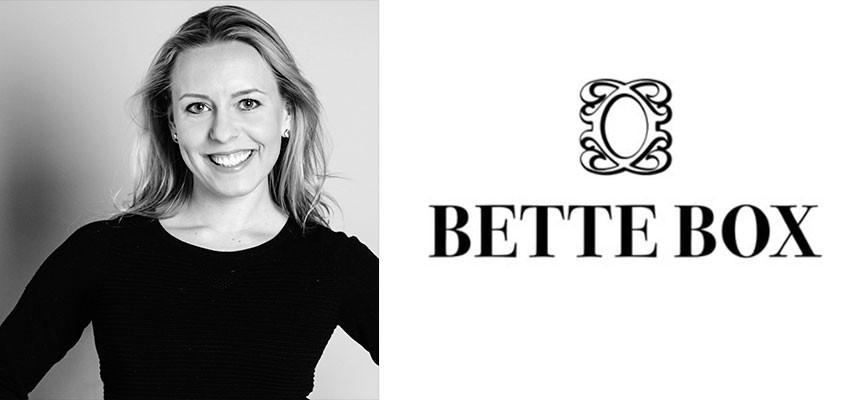Anna-Riitta Vuorenmaa, CEO, Bette Box