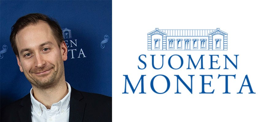Atte Heikkilä Operations Manager Suomen Moneta