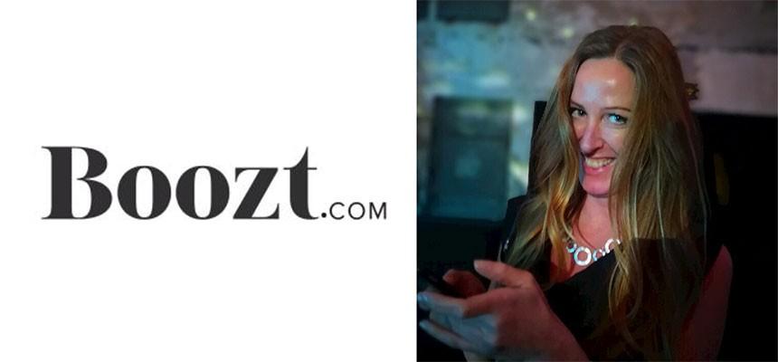 Veronica Sundström, Distribution & Logistics Manager, Boozt
